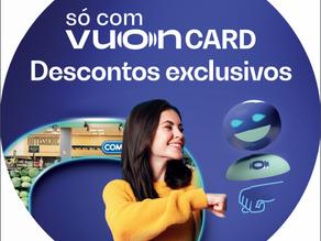 Grupo Pereira lança V, avatar do Vuon Card