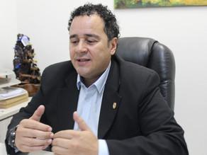 Vereador Delegado Wellington destaca ações e projetos realizados em seu mandato