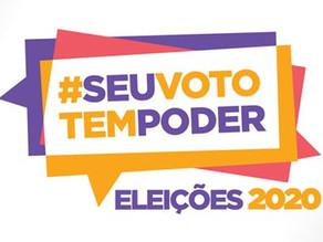 TSE divulga logomarca das Eleições Municipais 2020