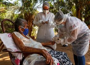 Médicos Sem Fronteiras trabalha para deter avanço da COVID-19 entre indígenas do MS