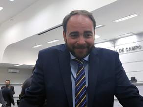 Vereador João César Mattogrosso comenta sobre a importância do Parlamento Jovem