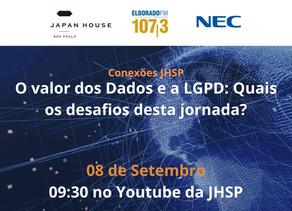 Japan House São Paulo: Confira a programação do projeto #JHSPOnline de 08 a 18 de setembro