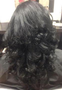 Black Curls 2