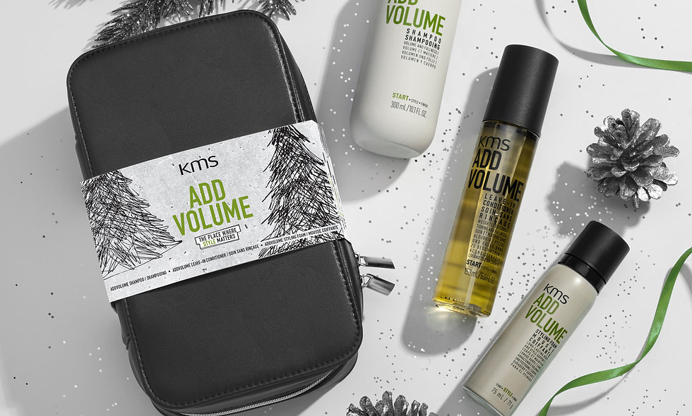 KMS Add Volume Christmas Gift Bag
