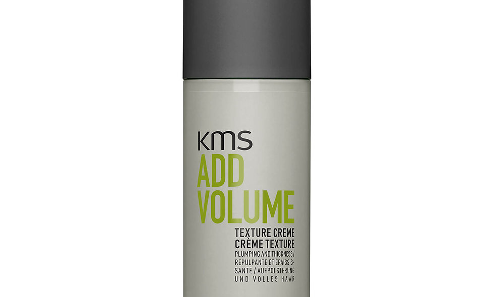 KMS Add Volume Texture Creme