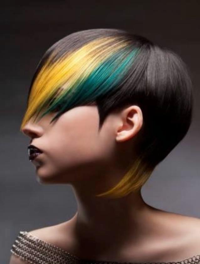Sharp Colours
