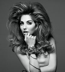 Hairdressing Salon in Leigh - Big Curly Blow Dry
