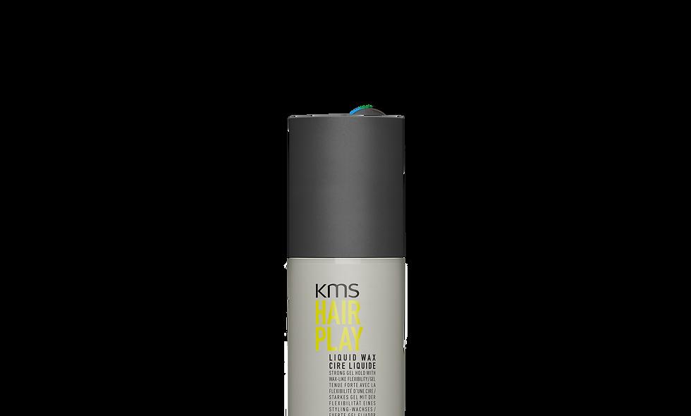 KMS Hair Play Liquid Wax 100ml