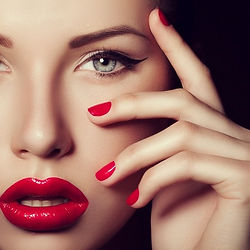 Hairdressing Salon in Leigh - Gel Manicure