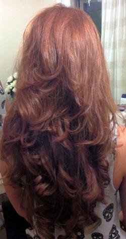 Brown Curls