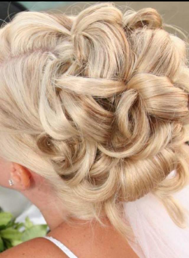 Bridal Curls