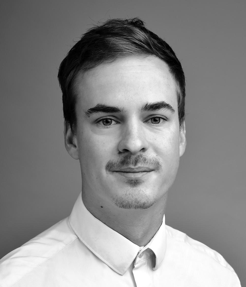 Author Johannes Saal of the University of Lucerne, Switzerland