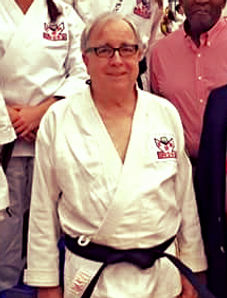 Photo of man in Karate Gi