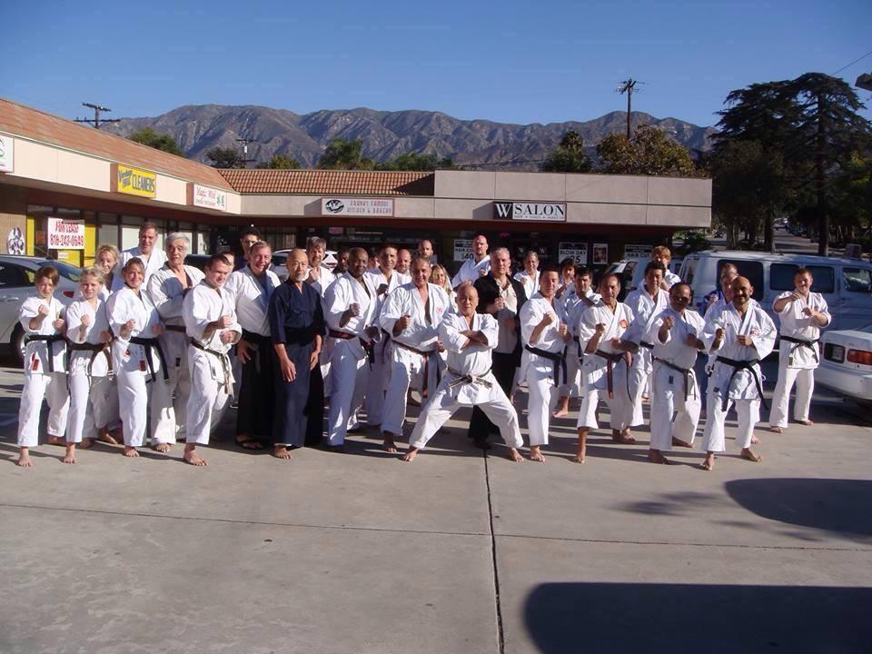 Los Angeles visit 2014