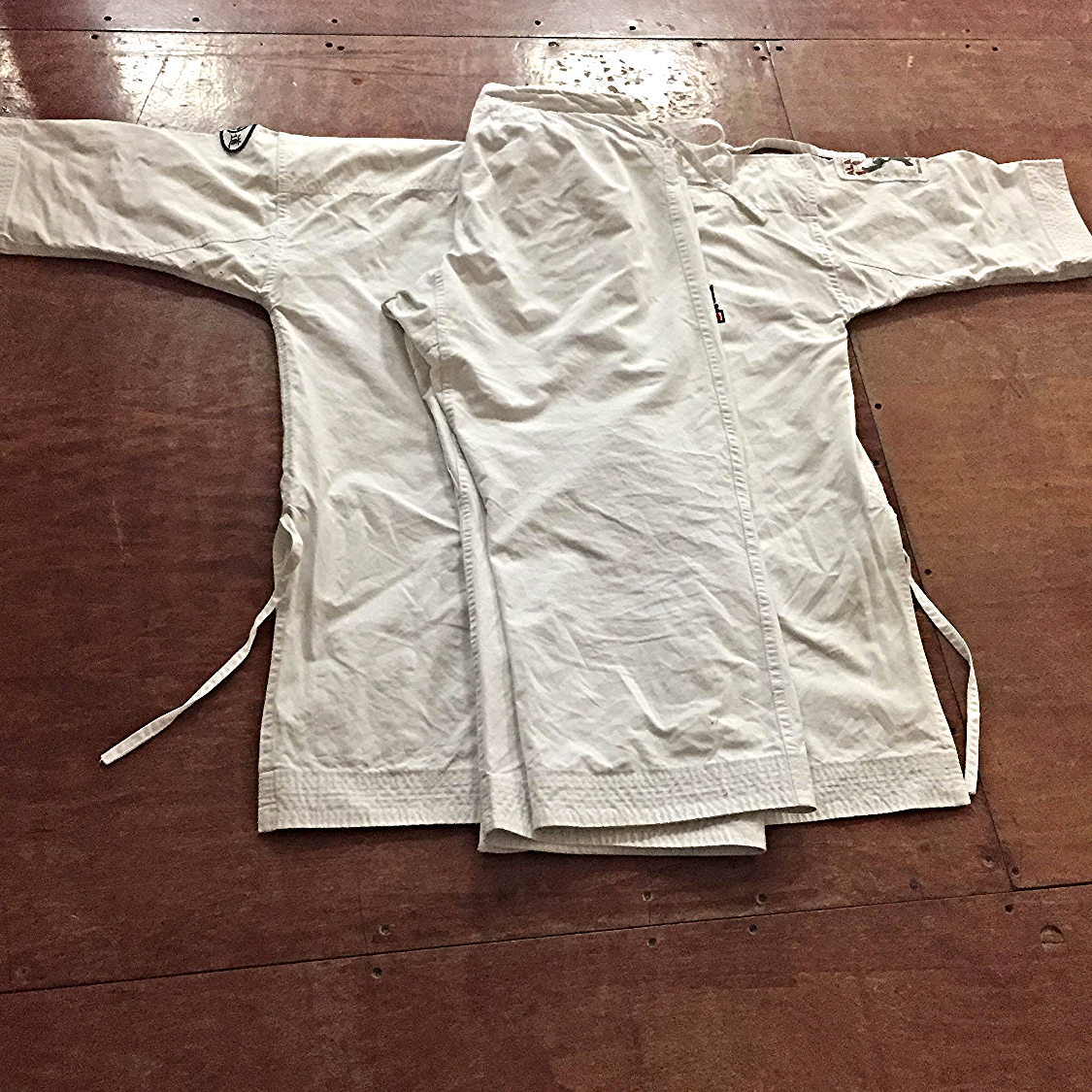 How to fold your gi