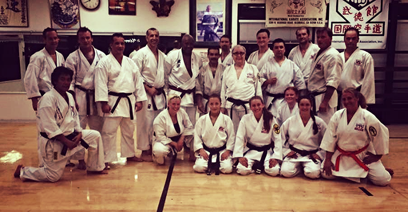 Thursday Night Class at HQ