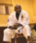 Photo of martial arts instructor
