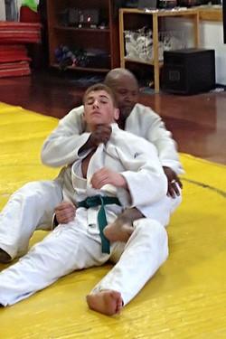 Aikido/ judo