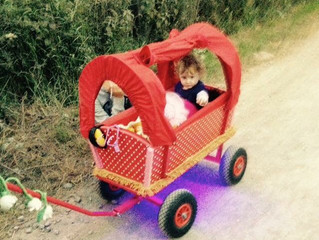 Airs and Graces Festival Kiddy Waggon