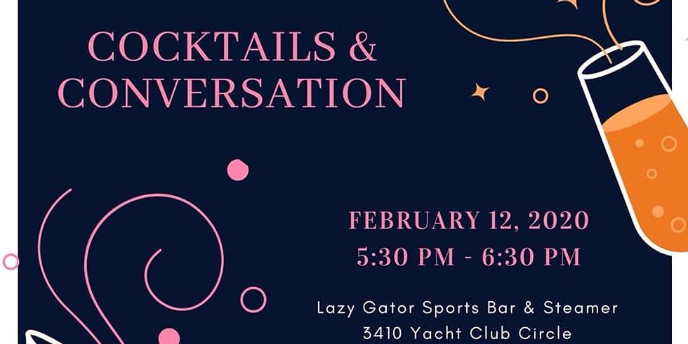 Cocktails & Conversation