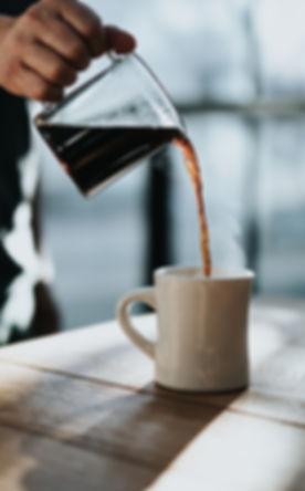 serwowania kawy