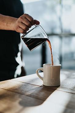 café au service