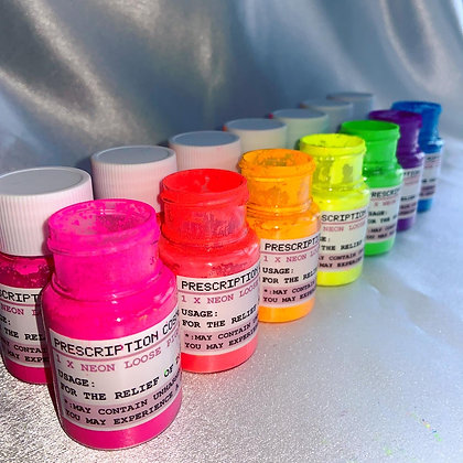 Dr Bright Neon Pigment Bundle
