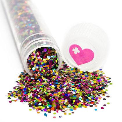 Multi-glittermin