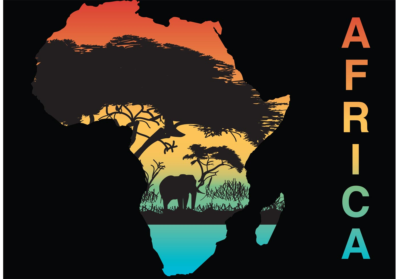 africa-silhouette-vector