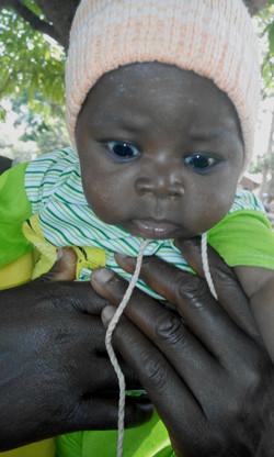 Babies Born under poverty!