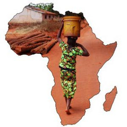 AFRICA WATER PROBLEM WOMAN PIC