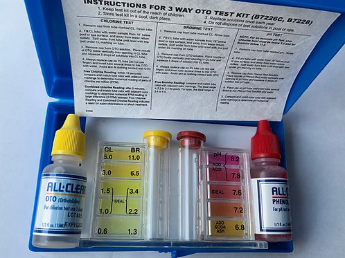 ALL-CLEAR 2 WAY TEST KIT