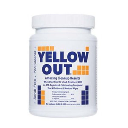YELLOW-OUT 2 LB.