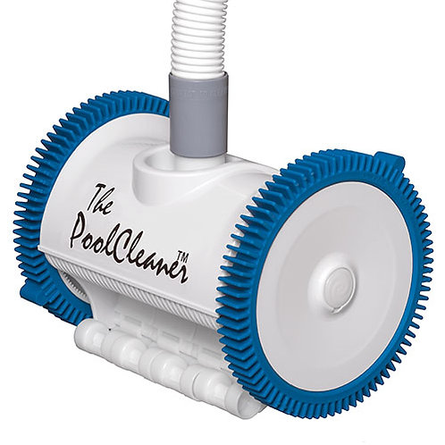 The PoolCleaner 2 - Wheel Suction Drive, White