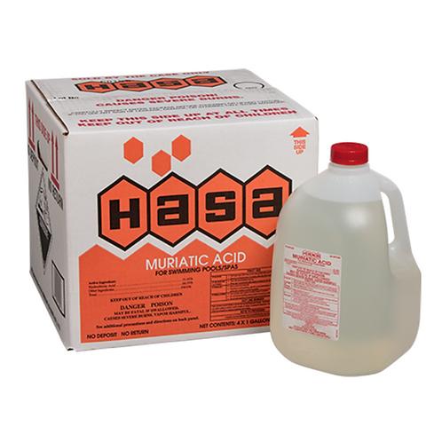 Muriatic Acid 2x1 Gallon