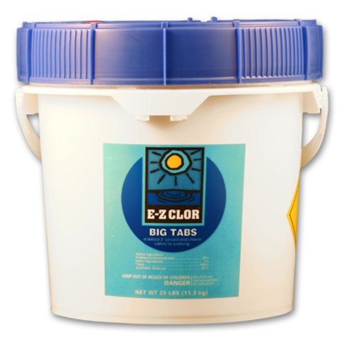Big Tabs-25 Lb. or 50 Lb.(See Product Availability Note)