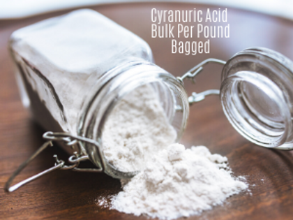 Cyranuric Acid (Stabilizer) Price per lb.