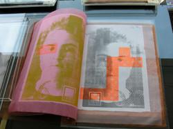 Art Buch 1_30x40cm_Druck auf Seide