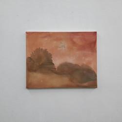 2122-13, Aquarell_Pastell_Leinwand, 50x40cm