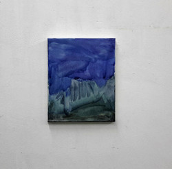 2122-7, Aquarell_Leinwand, 30x24cm