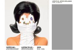 LISTEN TO US – ARTISTIC INTELLIGENCE