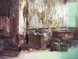 010 . Pernik Industry ., 170 x 220cm, oil on canvas.jpg..