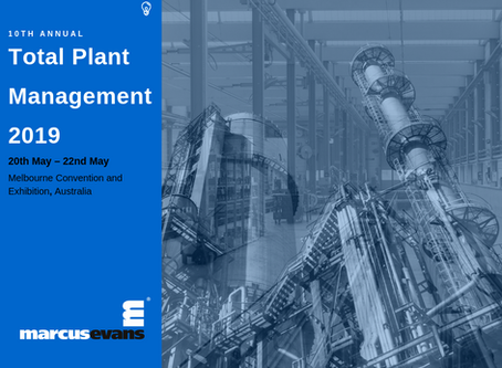 Join OFS at the 10th Annual Total Plant Management Conference
