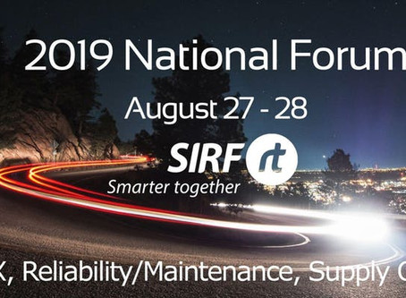 Join OFS at the 2019 SIRF Roundtables National Forum