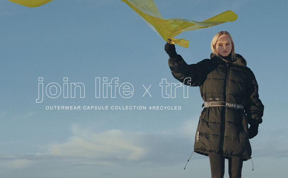 ZARA JOIN LIFE X TRF CAMPAIGN