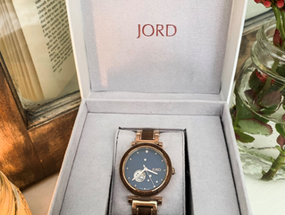 Jord Watch Review & Giveaway