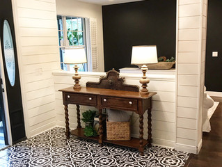 Modern Farmhouse Black