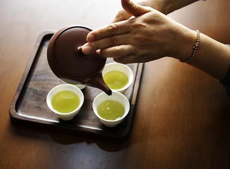 緑茶(グリーンティ)の与え方