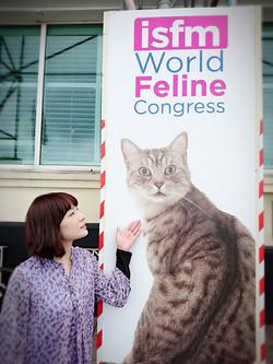 国際猫医学会(ISFM2017)にて