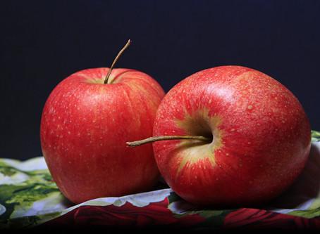 リンゴの与え方
